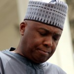 BREAKING: Protesters Storm National Assembly, Ask Saraki To Resign
