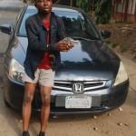RRS Arrests Car Snatcher With Fake Pistol