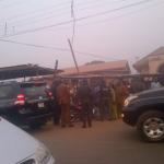 Ekiti Monarch Abandons Palace, Begs Buhari to Save Him from Fayose