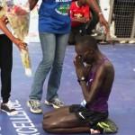 Kenya's Star, Abraham Kiptom Wins Lagos City Marathon