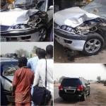 Yobe DG Abubakar Ali, Involved In Auto Crash