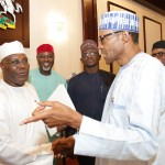 Buhari Holds Crucial Meeting With APC Leaders