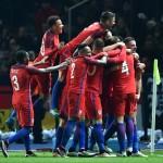 Vardy, Kane, Dele Alli Shine As England Fightback To Beat Germany