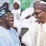 Buhari Greets Tinubu At 64