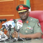 CDS Reaffirms Army Resolve On Partnership To Conquer Terrorists
