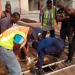 Tragedy: 2 Die In Underground Fuel Tank In Lagos