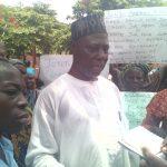 Lagos State Parents' Forum Protests Against School Premises Encroachment
