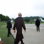 Photo News: Buhari Departs to China for a working Visit, Sunday, April 10, 2016