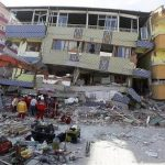 41 People Killed In Earthquake In Ecuador