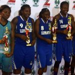 FirstBank Elephant Girls win the Zenith Bank Women's Basketball Championship