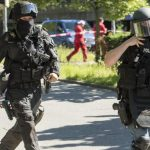 Armed Man Attacks Cinema Complex In Germany