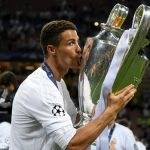 Cristiano Ronaldo Wins UEFA Europe Best Player Award