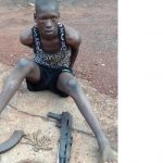 Police in Enugu Nab Herdsman with AK 47 Rifle, 24 Rounds of Live Ammunitions