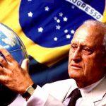 Ex-FIFA President Joao Havelange Dies at 100