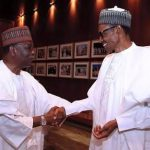 Former Head Of State Gowon Visits Buhari