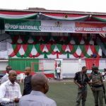 Drama as Police Seal Off, Take Over Venue of PDP Port Harcourt Convention