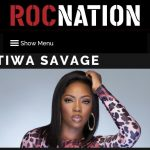 Plus as Savage's Profile Uploaded on Roc's Website