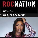 Plus as Savage's Profile Uploaded on Roc's Website