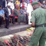 More Repentant Militants Surrender Arms in Imo