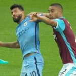 Manchester Contest Sergio Aguero's Elbow Infringement