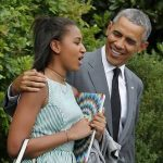 Obama Admits Daughter's Mock On Social Media