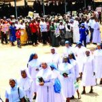 ODDITY: Enugu Catholic Diocese Declares War on Indecent Dressing