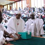 Buhari Presents N7.298 Trillion 2017 Budget Proposal to National Assembly