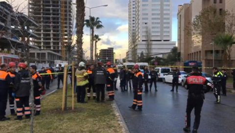 Fresh Deadly Explosion Rocks Izmir City in Turkey