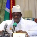 Embattled Gambia's President Petitions Supreme Court to Stop Barrow's Inauguration
