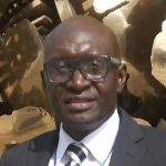 Busted: Gambia's Ambassador, Jammeh's Ally Caught Sending Nude Pic to White Girl