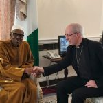 Archbishop ofCanterburyVisits Buhari in London