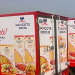Dangote's new Pasta Products hit Market, to Compete with Rice