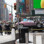 One Dead, Many Injured as Car Rams into Pedestrians in Times Square