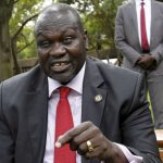 African News: Rebel Leader Excluded From South Sudan Peace Process