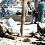 43 Afghan Soldiers Killed; 9 Wounded in Suicide Bomb Attacks