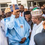 Buhari Presents N8.6trn 2018 Budget Proposal To National Assembly