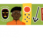 Achebe Gets Posthumous Birthday Honor from Search Engine Giant, Google