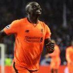 Champions League: Mane Hits Hat-trick As Liverpool Destroy Porto