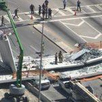 Florida Pedestrian Bridge Collapses, Killing Several People