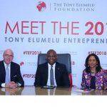 Tony Elumelu Foundation Selects 1,000 Entrepreneurs for 2018 Programme