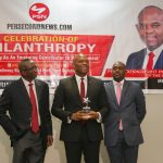 Elumelu Receives 2017 Philanthropist of the Year Award