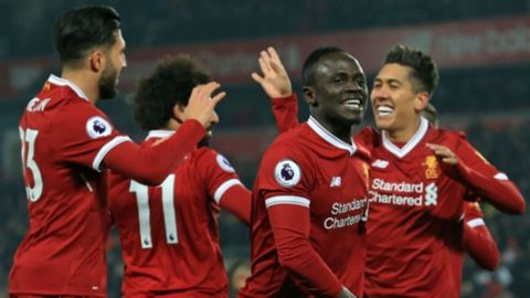 Image result for Liverpool Back On Top After Old Trafford Stalemate