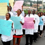 """No Going Back On Ongoing Health Sector Union Strike"""