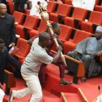Nigerian Govt Orders Probe of Thugs Invasion of NASS, Snatching of Mace