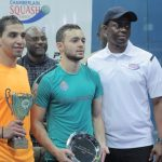 Mohammed, Tomlinson Emerge Winners of 2018 Chamberlain Squash Open