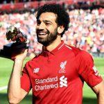 Mo Salah Breaks Premier League Goal Records, Wins Golden Boot