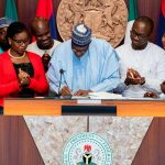 2019: Buhari Signs'Not Too Young to Run Bill'Into Law