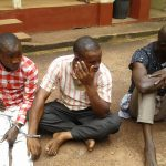 Police Parade Prisons Official, 8 Other Suspects Over Armed Robbery