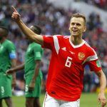 WORLD CUP: Super Subs Seal Dream Start for Russia