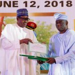 PHOTOS: Special Investiture and National Honors Award for Late MKO Abiola and Babagana Kingibe